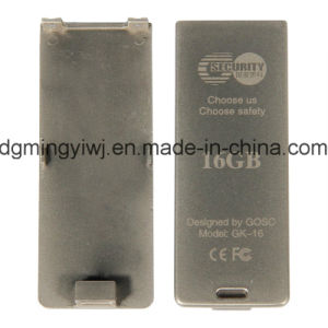 Precision Aluminum Alloy Die Casting for USB Accessories (AL9062) with Beautiful Surface Made in Chinese Factory