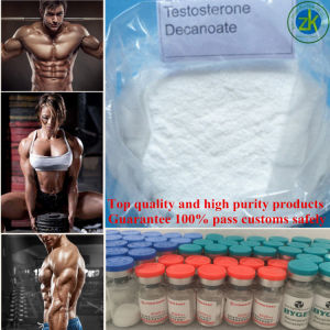 Bodybuilding Material Chemicals Steroid Testosterone Decanoate 99% pictures & photos