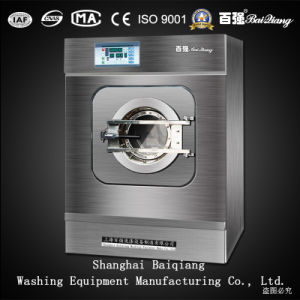 CE Approved Fully Automatic Laundry Washing Machine Washer Extractor (15KG) pictures & photos