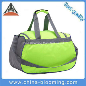 2017 Custom Fashion Green Packaging Sports Gym Bag pictures & photos