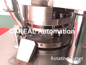 Zp-17D Automatic Rotary Tablet Pill Making Machine pictures & photos