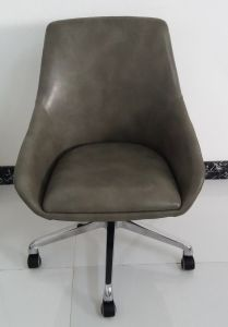 Hoting Selling Leisure Chair Leather Chair Lounge Chair Hotel Chair pictures & photos