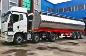 43000 Liters Aluminium Alloy 5083 Fuel Tanker Trailer pictures & photos
