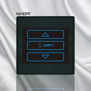 1 Gang Dimmer Switch 400W in Plastic Outline Frame (SK-T2300DH1) pictures & photos