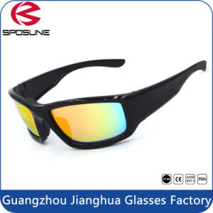 New Outdoor Dust-Proof Rubber Custom Logo Eyewear Ce En166 Sunglasses pictures & photos