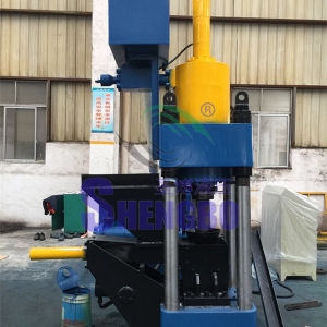 Metal Scrap Turnings Briquetting Machine (automatic) pictures & photos