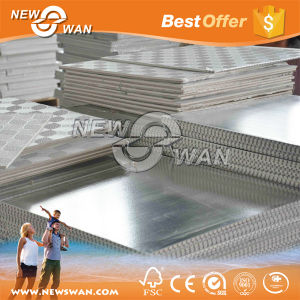 Coc Certificated 7mm PVC Gypsum Ceiling Tiles Price pictures & photos