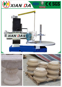 Overseas Service After Salescolumn Cap and Base Profile Machine/Column Cap and Base Profile Stone Cut&Cutting Machine for Granite& Marble pictures & photos