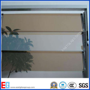 Clear Louver Glass / Clear Glass Louver / Window Glass/Glass Louver with Different Color pictures & photos