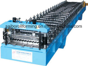 Yx18-76-836 Corrugated Roll Forming Machine pictures & photos
