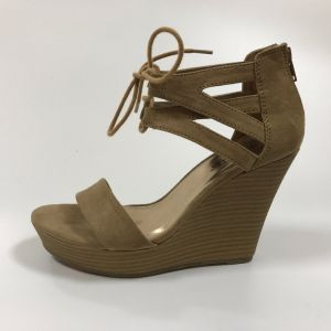 Latest Classic New Style Lady High Heel Sandals