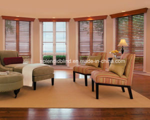 American Home Venetian Roller Basswood Blind (SGD-W-6557) pictures & photos