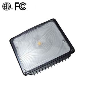 ETL FCC Listed 120W LED Gas Station Canopy Light for Outdoor Gas Station Lighting pictures & photos