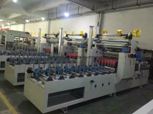 Desk or Table Decorative TUV Certificated Mingde Brand Woodworking Wrapping Machine pictures & photos
