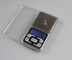 Mini Portable Digital Pocket Balance Jewelry Scale pictures & photos
