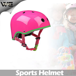 Designer Bike Skating Carbon Fiber Open Face Kids Helmets pictures & photos
