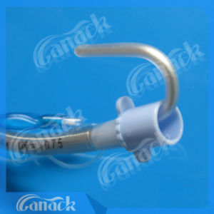 Disposable Reinforced Endotracheal Tube with Cuff Breathing Airway for Adult pictures & photos