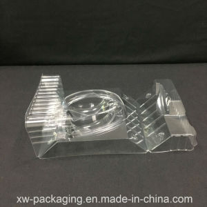 Custom PVC/Pet Clamshell Blister Tray for Headset Plastic Packing pictures & photos