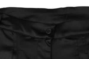 Stock! Brick Black Ladies Pants pictures & photos