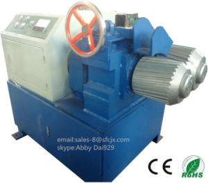 Semi Automatic Tire Recycling Machine, Rubber Recycling Machine pictures & photos