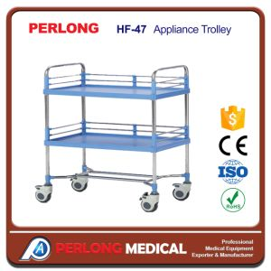 Most Popular Low Price ABS Appliance Trolley Hf-47 pictures & photos