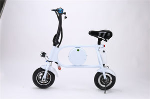 400W Electric City Bike with 36V 11ah pictures & photos