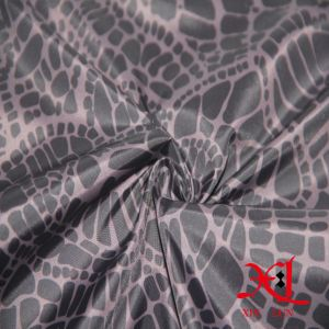 High Density Print Polyester Waterproof Fabric for Jacket/Windbreaker pictures & photos