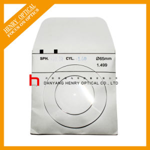 1.499 Cr39 Omegar Optical Lens Hc pictures & photos