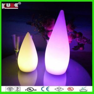 Portable LED Rechargeable Decorative LED Wedding Table Lighting Lamp pictures & photos