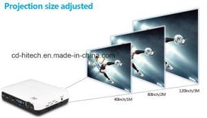 Super Bright! 1080P Mini Portable DLP 3D Projector