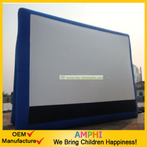 Inflatable Film Movie Screen for Advertisement, PVC Inflatable Movie Screen