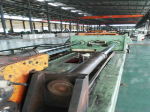 Copper and Alu Double Hydraulic Automatic Drawing Machine 80ton pictures & photos