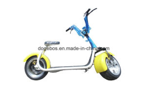 2016 Popular Harley Scrooser Style 2 Person Electric Scooter with Big Wheels pictures & photos