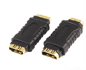 HDMI Female to HDMI Female Adapter HD4217 pictures & photos