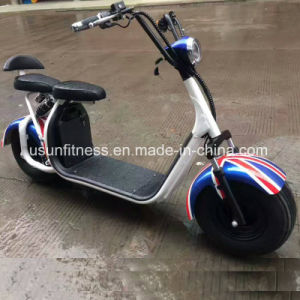 Remove Battery 1000W 2 Wheel Electric Scooter Motorbike with Ce pictures & photos