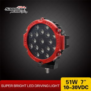 Good Price 51W LED Work Light Auto Exterior Lighting pictures & photos