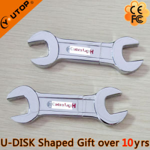 Custom Metal Spanner USB Stick for Electrician Gifts (YT-1260) pictures & photos