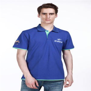 2017 Fashion Men Polo Shirts Pique Cotton Polo Shirts