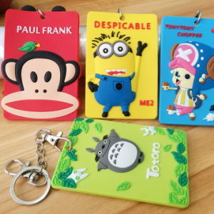 1733 Student ID Card Set of Portable Bus Card Package Access Protection Sleeve Cartoon Bag pictures & photos