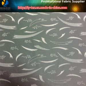 Polyester Fabric, Twill Taffata with Jacquard for Lining pictures & photos