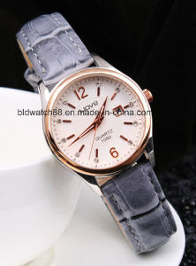 New Trendy Ladies Girls Gold Watch for Small Wrist pictures & photos
