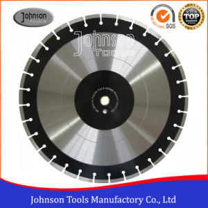 Circular Saw Blade: 450mm Laser Saw Blade for Asphalt pictures & photos