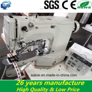 430d Cylinder Bed Direct Drive Brother Omputerized Bar Tacking Sewing Machine pictures & photos