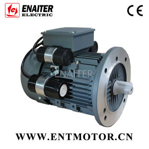 Specialized Electric Fan Motor with Three Capacitors pictures & photos