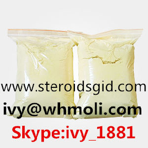 Yellow Crystalline Powder Raw Steroid Powder CAS 472-61-5 Trenbolone Enanthate pictures & photos