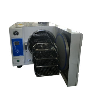 35L/50L Digital Display Table Top Steam Autoclave pictures & photos
