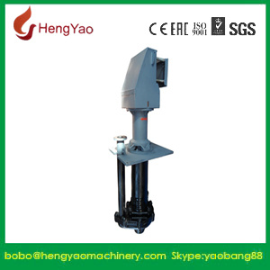 65-YS Series Vertical Sump Slurry Pump