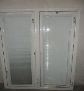 Aluminium Frame Shutter Door pictures & photos