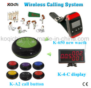 Ycall New Brand Factory Price 433MHz Wireless Pager pictures & photos