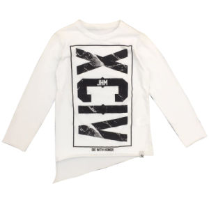 Spring Kids Boy T-Shirt in Children′ S Clothing pictures & photos